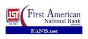1st American logo