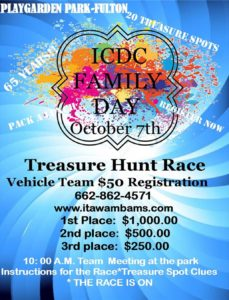 ICDC Family Day @ Playgarden Park | Fulton | Mississippi | United States