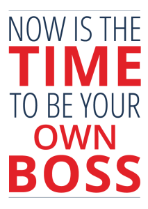 Be UR Own Boss