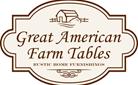 Great American Farm Tables