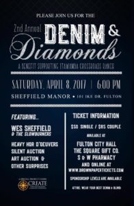 Denim & Diamonds @ Sheffield Manor   Fulton   Mississippi   United States