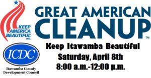 Keep Itawamba Beautiful @ All over Itawamba County