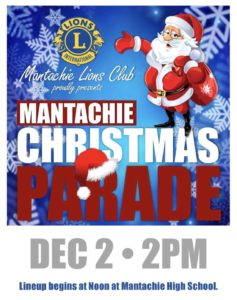 Mantachie Christmas Parade