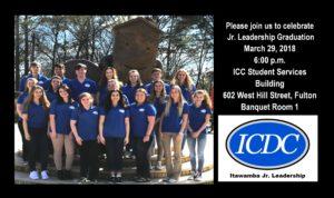 Jr. Leadership Graduation @ ICC Student Services Building