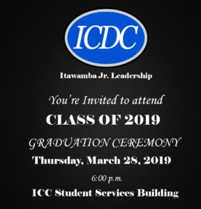 Itawamba Jr. Leadership Graduation @ ICC Student Services Building