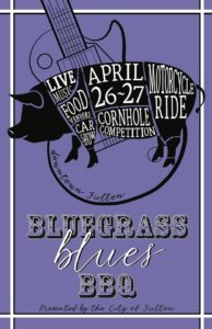 Bluegrass, Blues, & BBQ @ Downtown Fulton