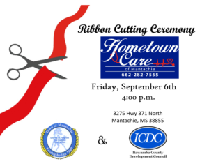 Hometown Care Ribbon Cutting @ Hometown Care
