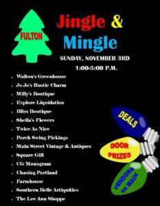 Fulton Jingle+Mingle