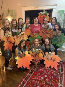 Painters Choice Class @ Farmhouse Fulton