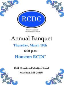 RCDC Annual Banquet @ Houston RCDC