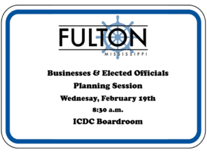 Fulton Buisness Planning Session @ ICDC Board room