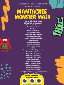Mantachie Monster Mash @ Town of Mantachie